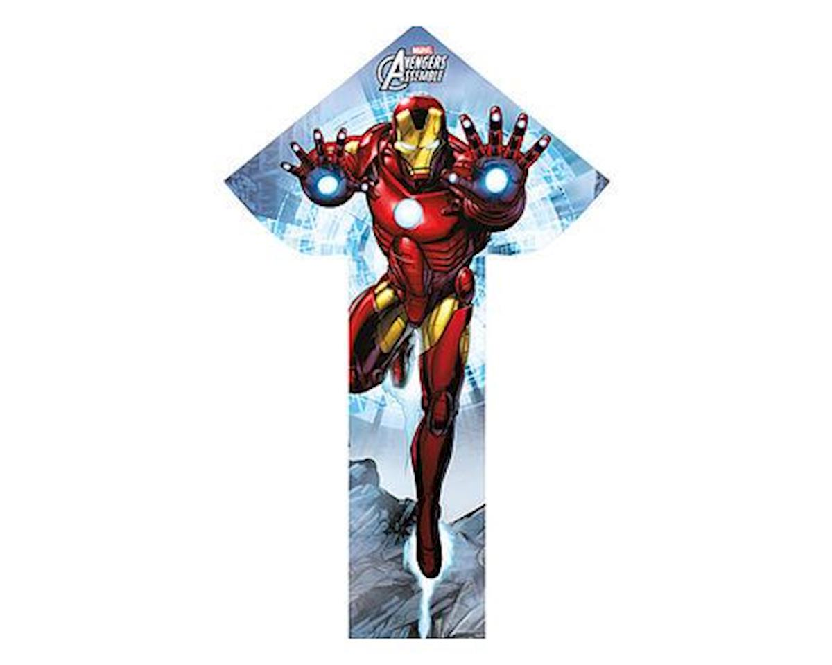 Brain Storm Products WindnSun 70671 Breezyfliers Iron Man Avengers Assemble Kite