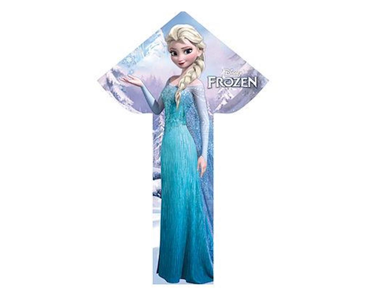 "Brain Storm Products WindNSun 70672 Frozen Breezyflier 57"" Nylon Elsa Easy Flyer Kite"