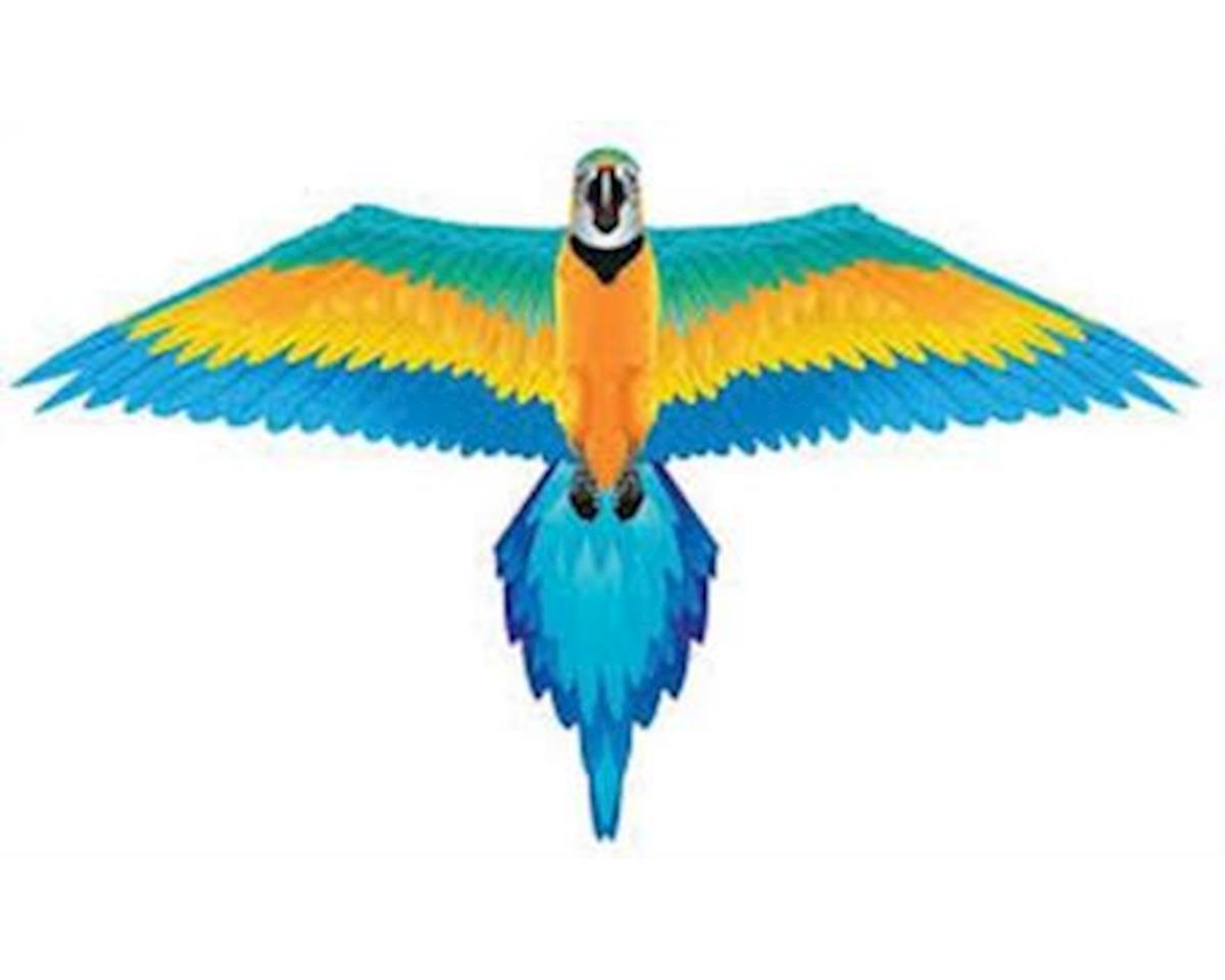 Brain Storm Products WindnSun 70702 Rainforest Macaw Nylon Kite-61 Inches Wide