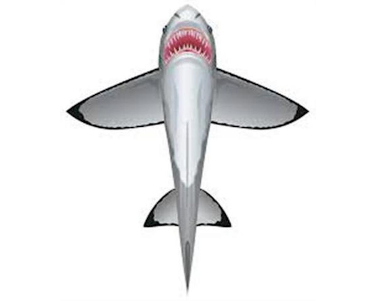 WindnSun 70902 SeaLife Great White Shark Nylon Kite-60 Inches Tall