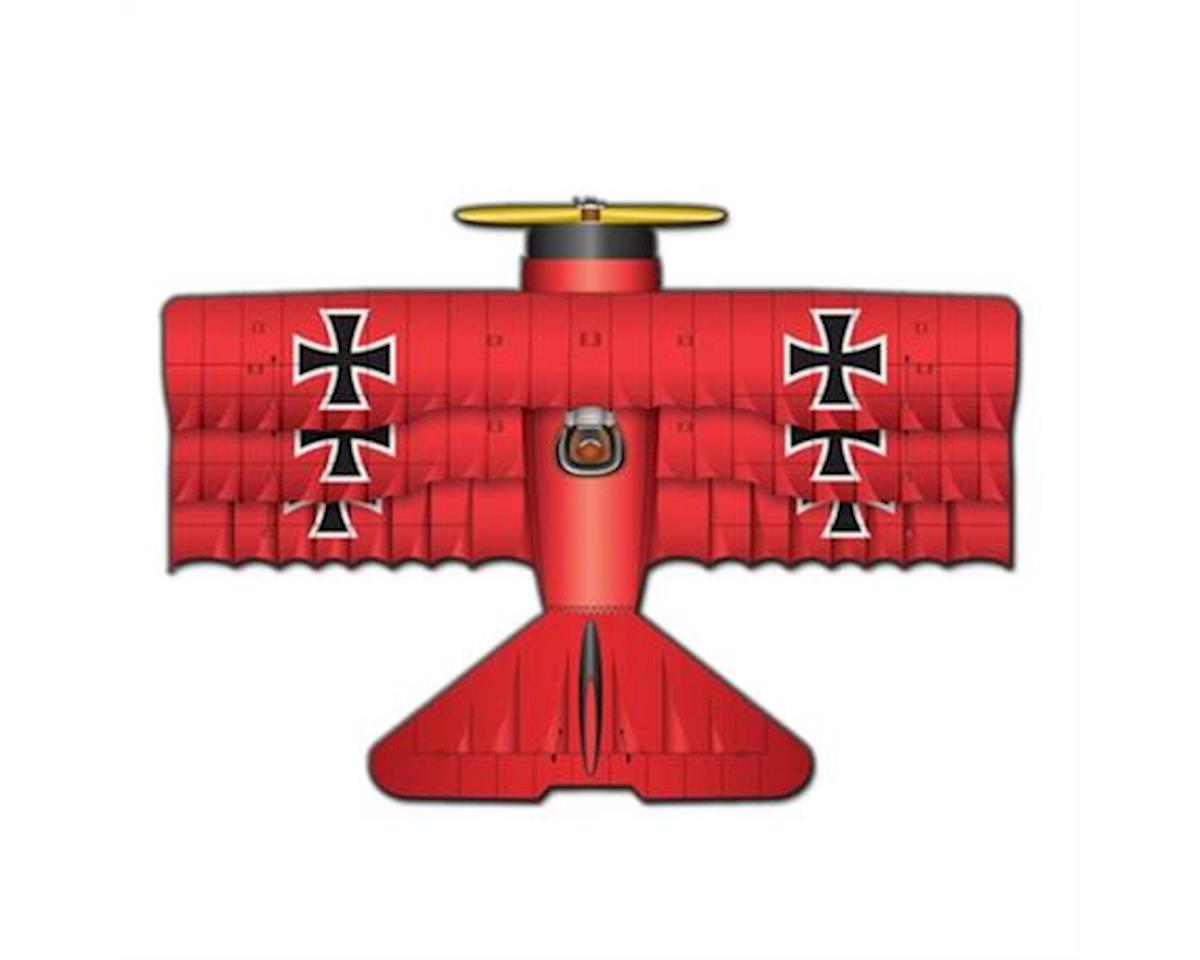 Wind N Sun  2D Red Baron Kite by Brain Storm Products
