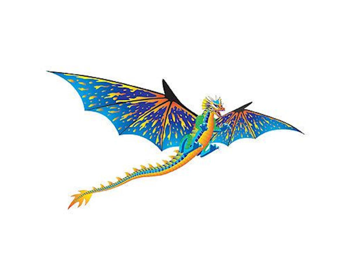 "Brain Storm Products WindnSun 72101 3-D Nylon 76"" Kite - Dragon"