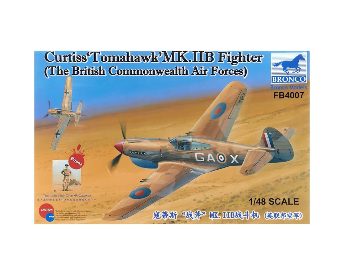 04007 1/48 Curtiss Tomahawk MK.II B Fighter