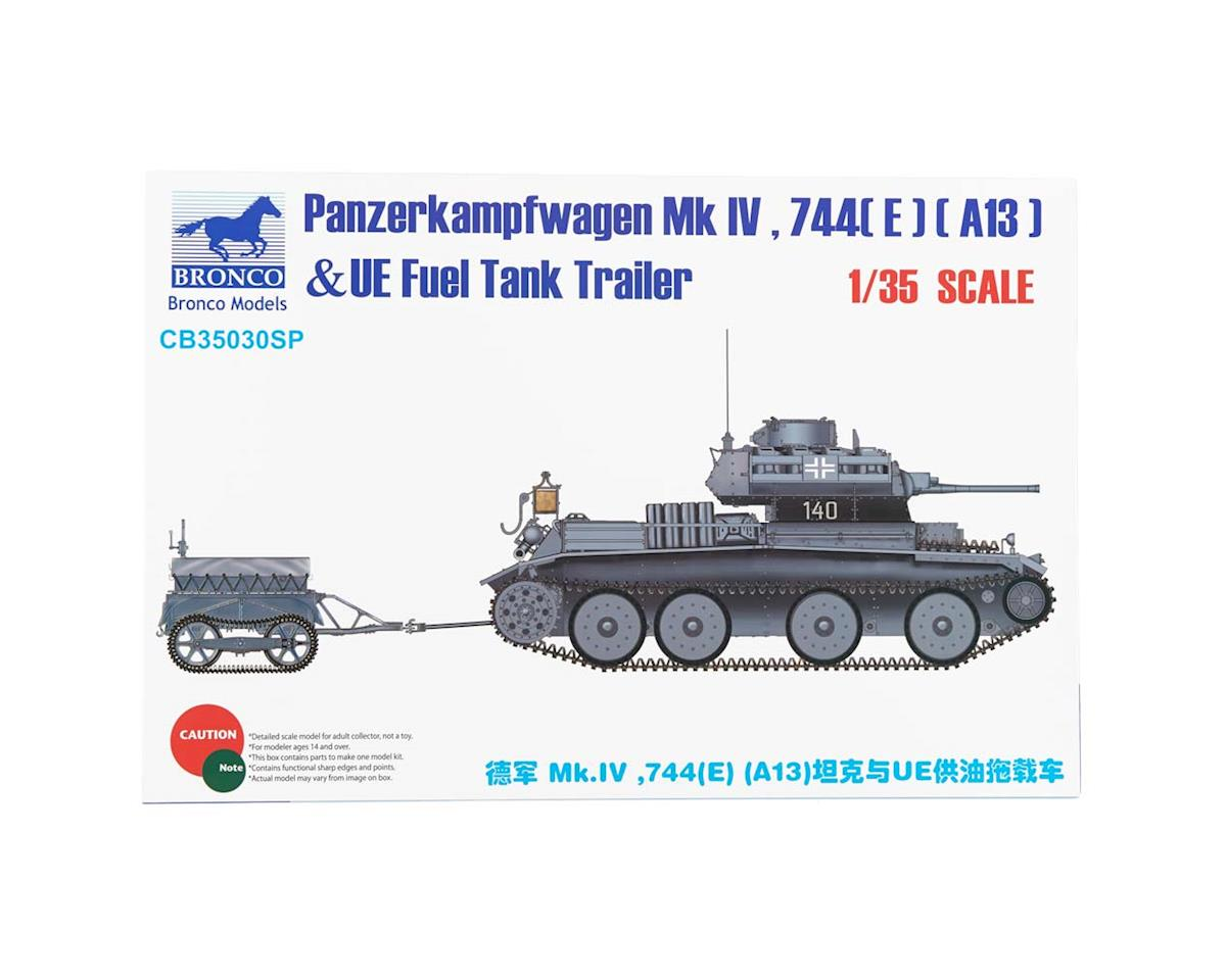 35030SP 1/35 German Panzerkampfwager Mk IV 774(E)
