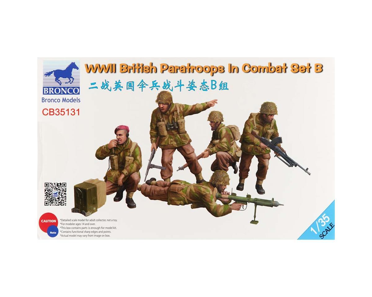 35131 1/35 WWII British Paratroops Combat Set B