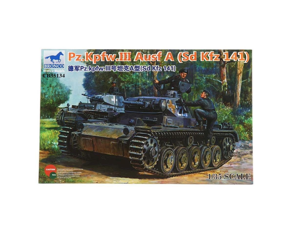 35134 1/35 Panzerkampfwagen III Ausf.A