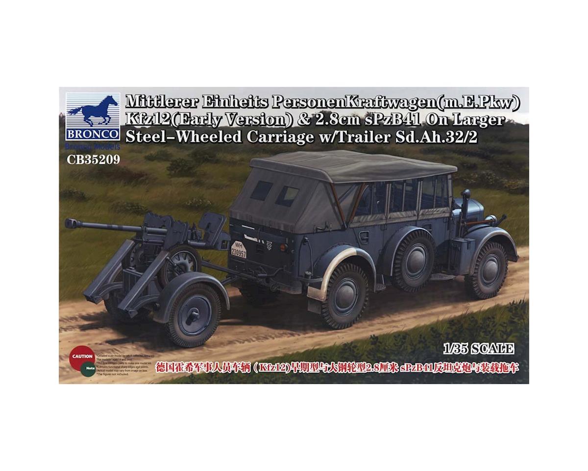 Bronco Models 35209 1/35 Mittlerer Einheits PersonenKraftwagen