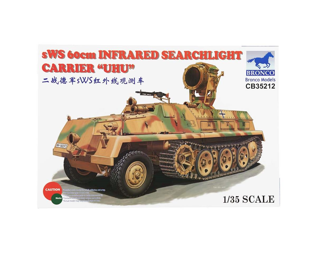 35212 1/35 sWs 60cm Infrared Searchlight Carrier UHU