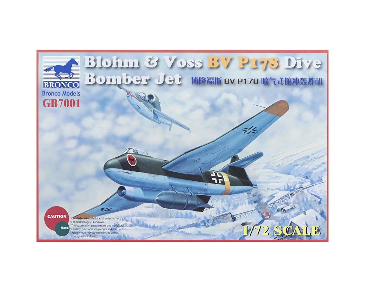GB7001 1/72 Blohm/Voss BV P178 Dive Bomber Jet