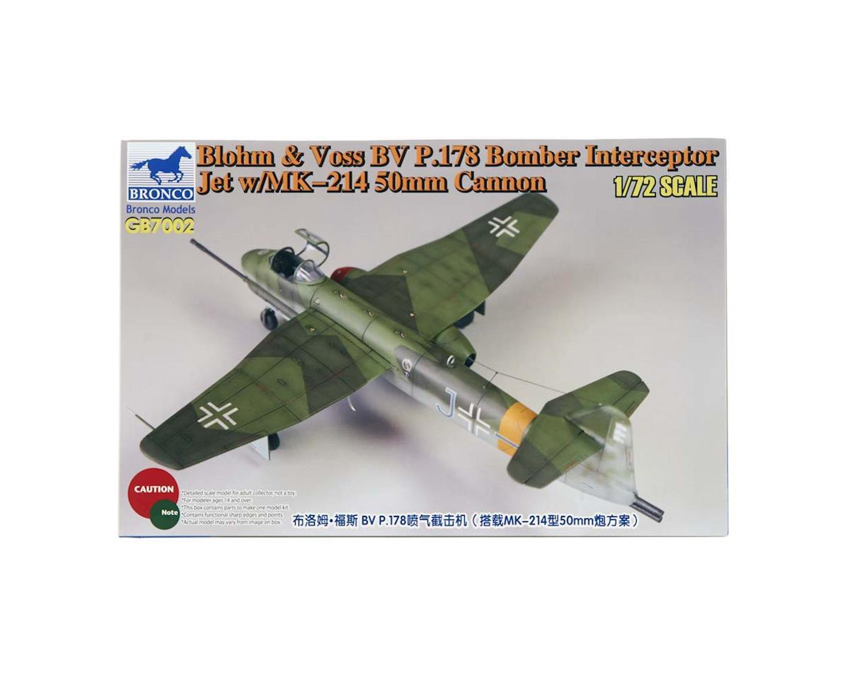 GB7002 1/72 Blohm/Voss BV P.178 Bomber Interceptor Jet