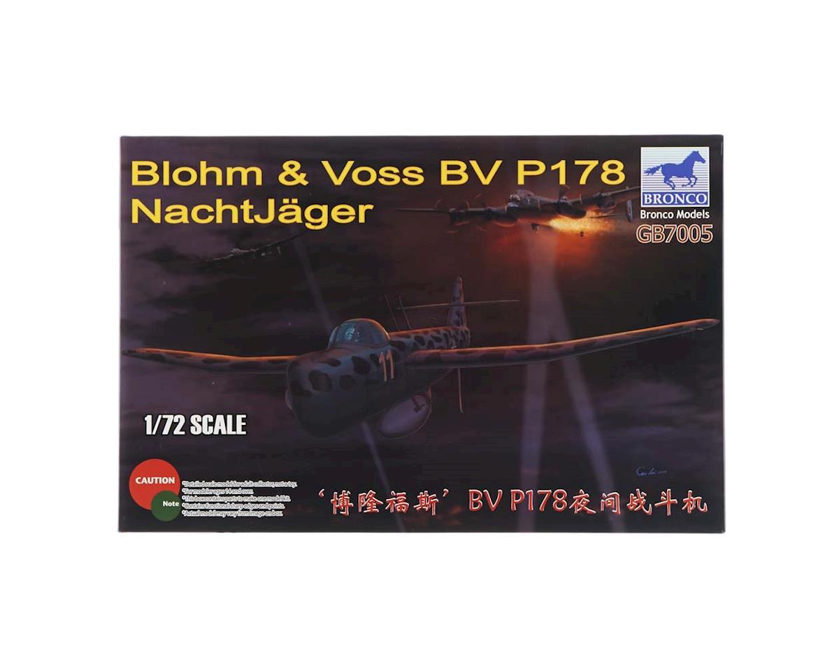 GB7005 1/72 Blohm/Voss BV P178 NachtJager
