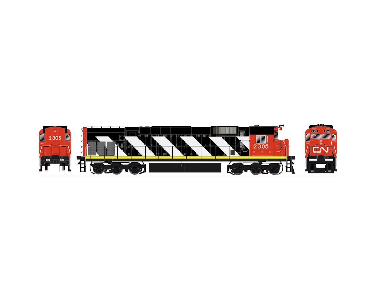 "Bowser HO M636 w/DCC & Sound, CPR/5""Stripe #4734"