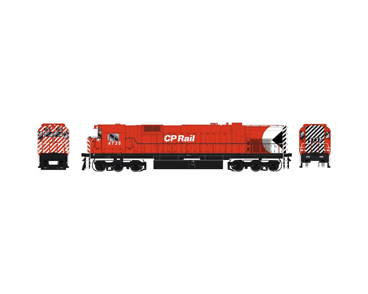 "Bowser HO M636 w/DCC & Sound, CPR/5""Stripe/WaterTank#4730"