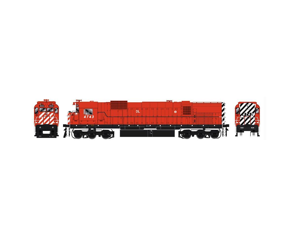 Bowser HO M636, DL/Ex CPR/Action Red #4743