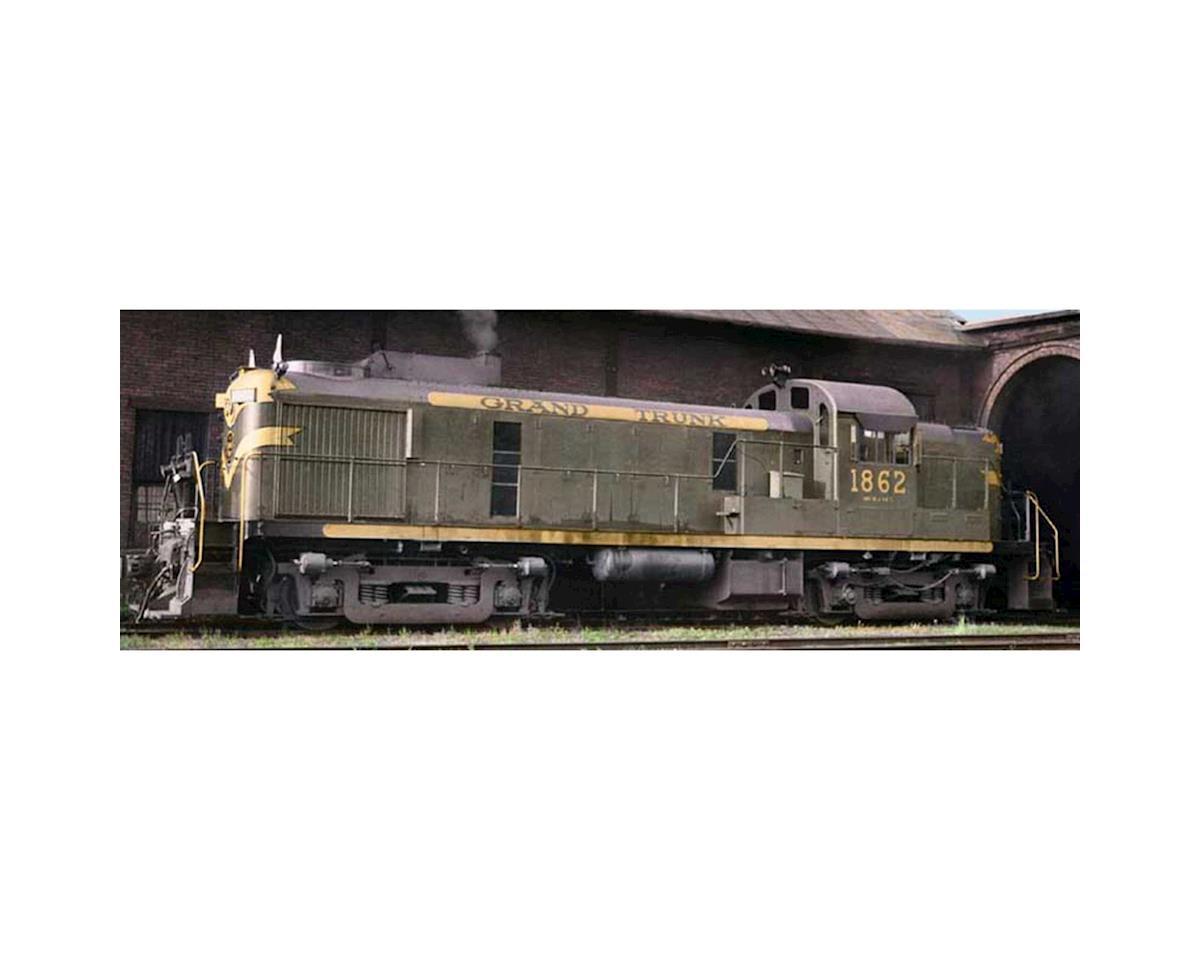 Bowser HO RS3 w/DCC & Sound, GTW #1862