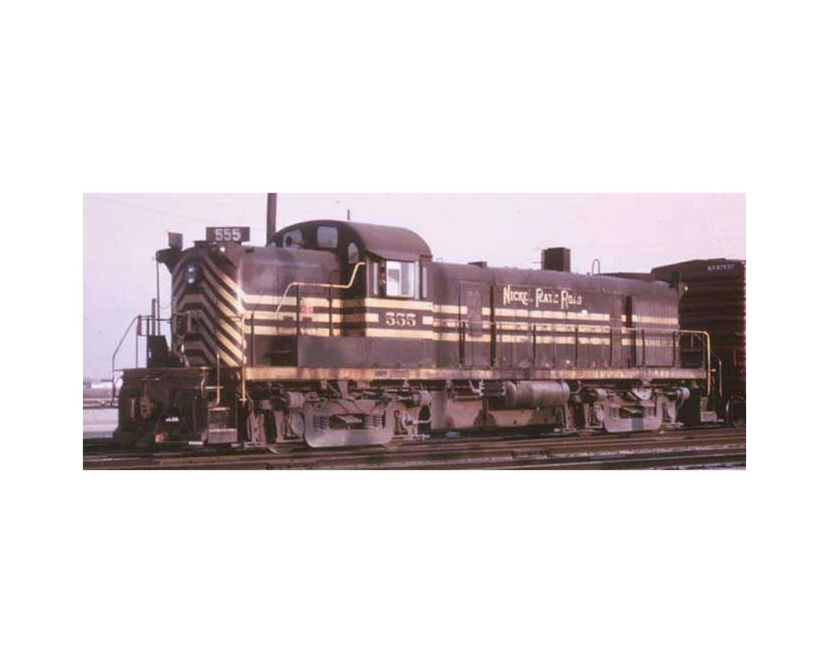 Bowser HO RS3 w/DCC & Sound, NKP #555