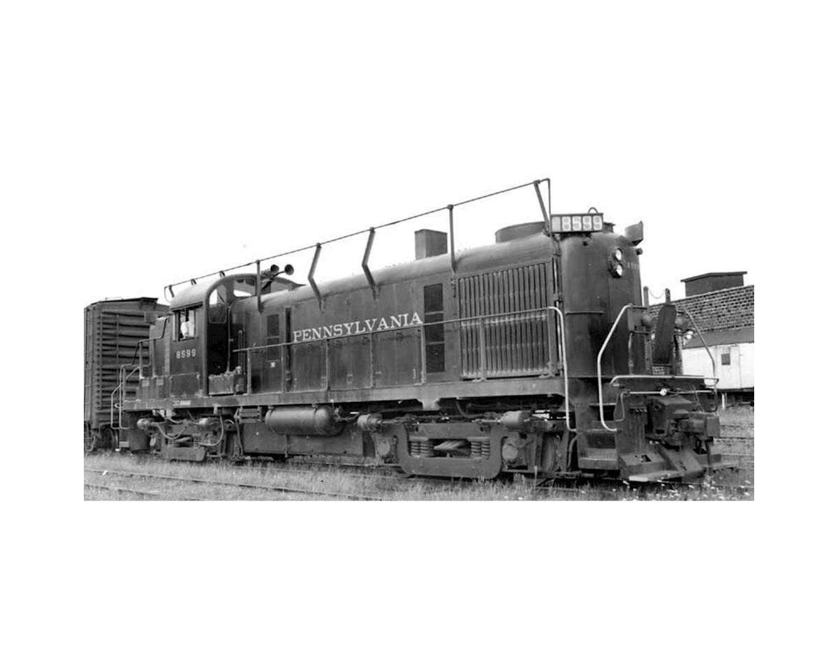 Bowser HO RS3, PRR #8595