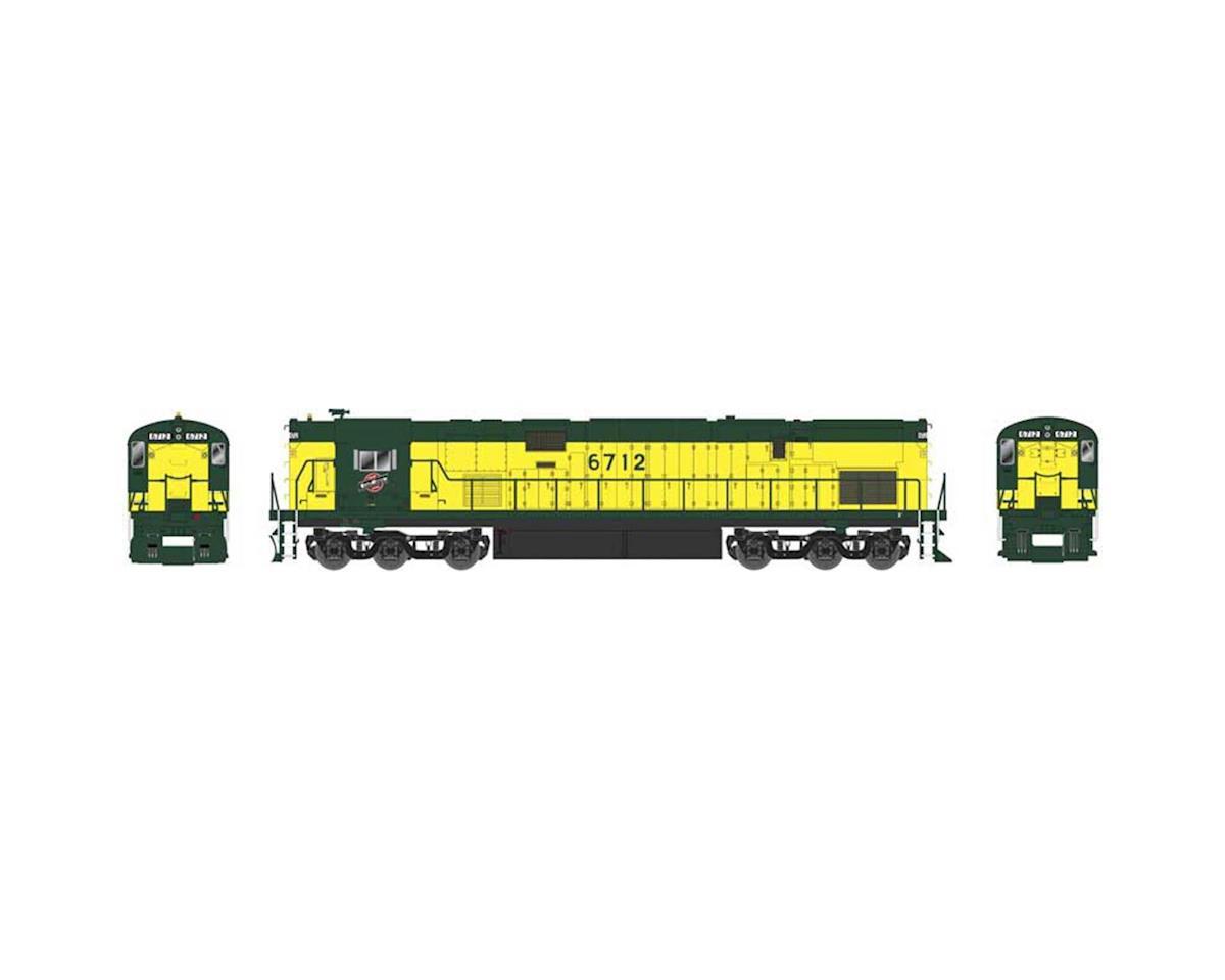 Bowser HO C628, C&NW/Zito Green #6712