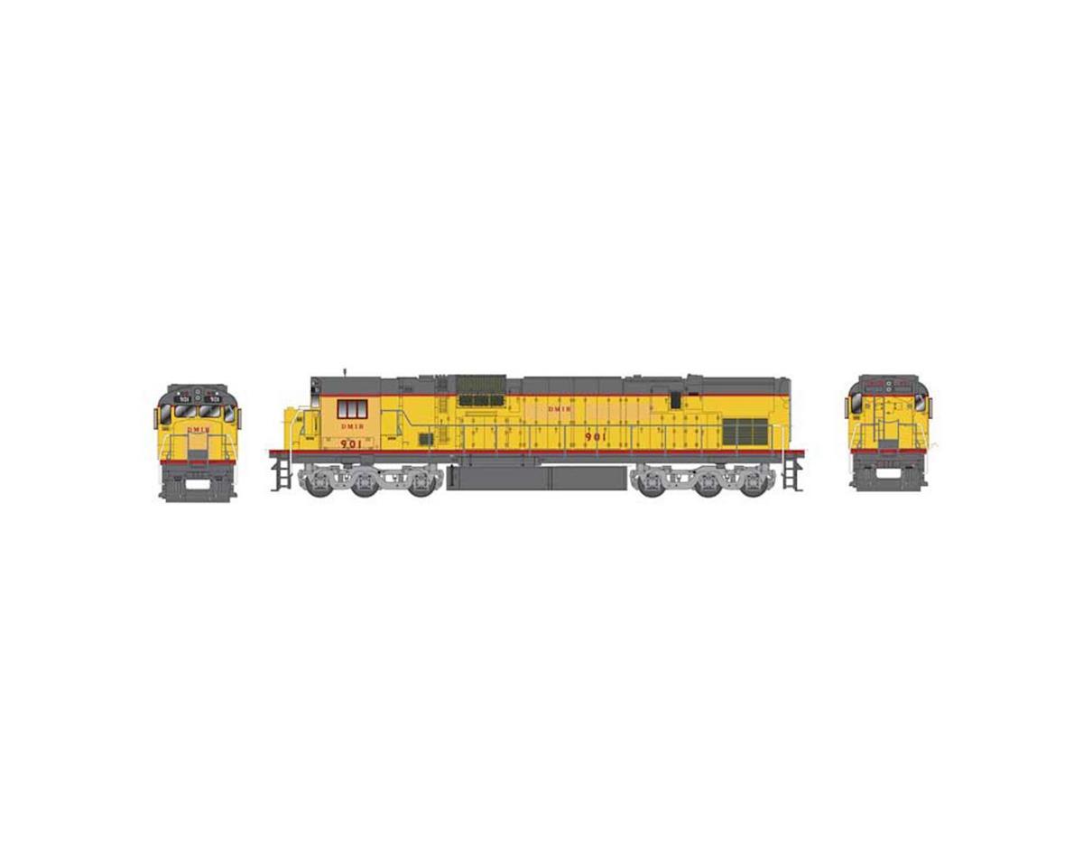 Bowser HO C630 w/DCC & Sound, DM&IR #901