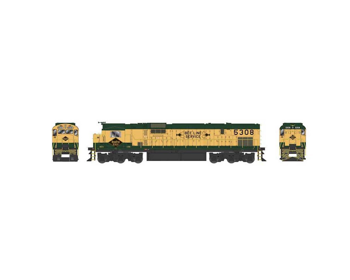 Bowser HO C630, RDG/Beeline #5311
