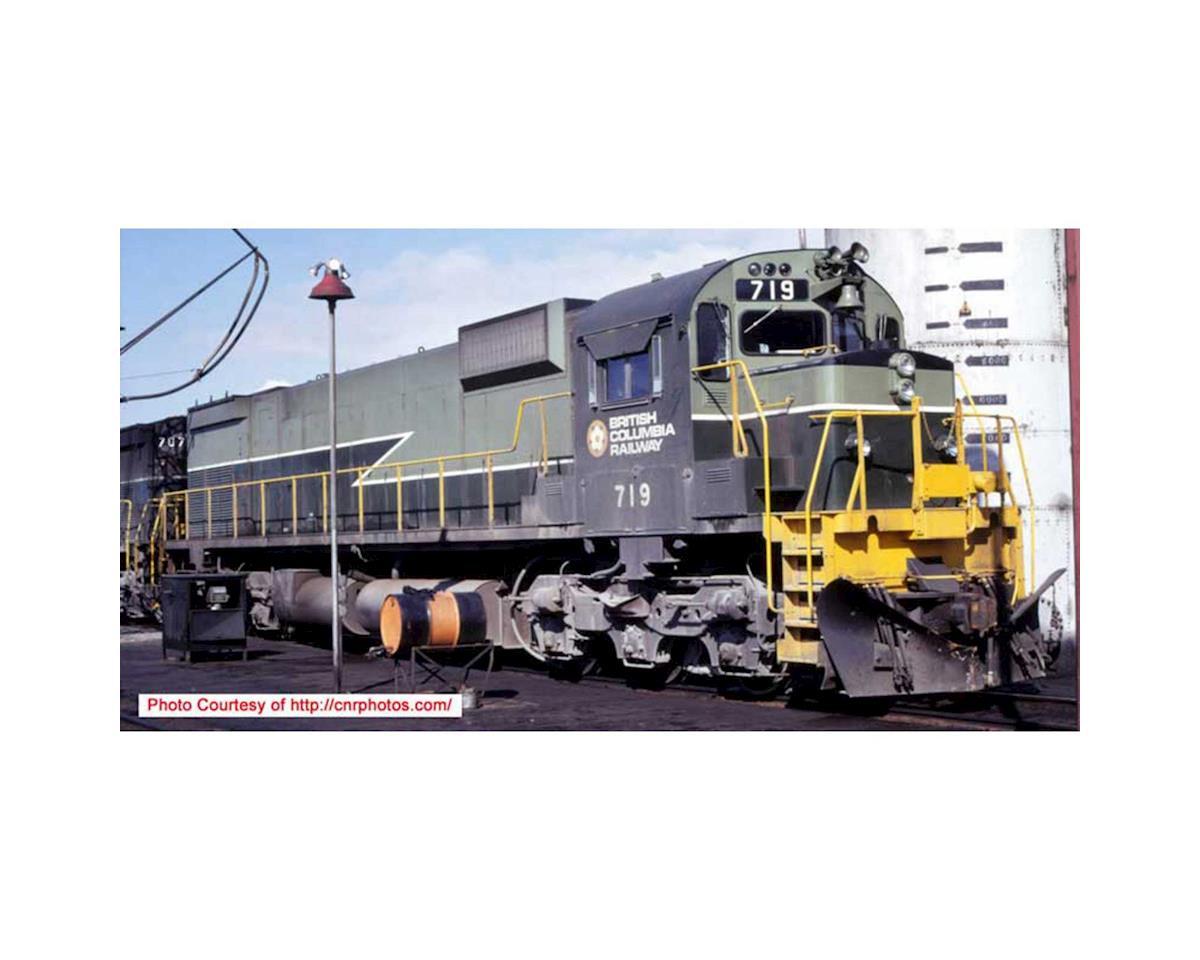 HO M630 w DCC & Sound BCR #719