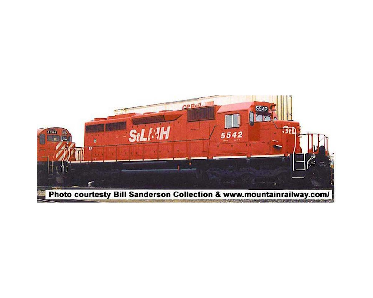 HO SD40 w DCC& Sound STL&H #5542 | relatedproducts