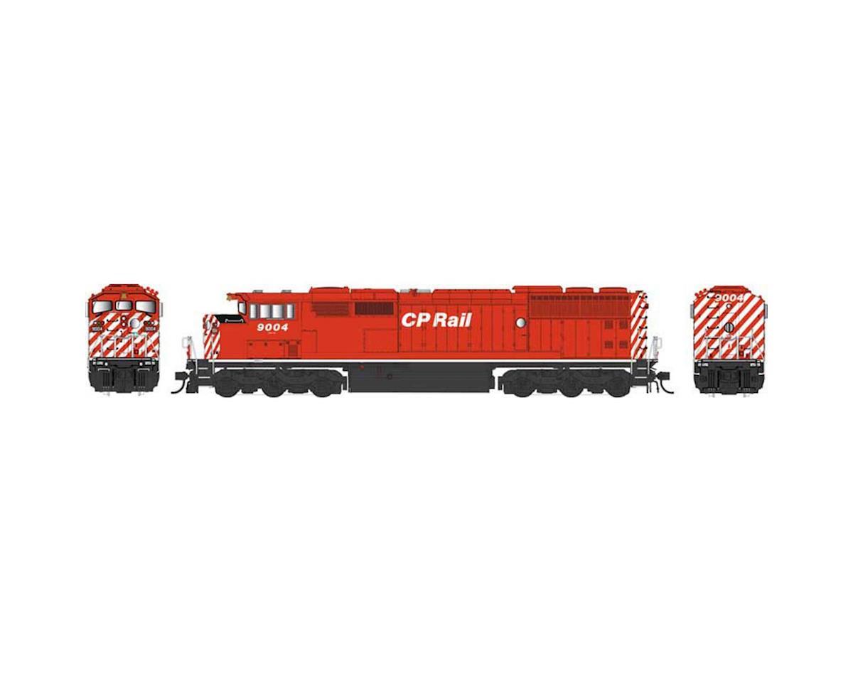 HO SD40-2F CPR White Stripe #9015