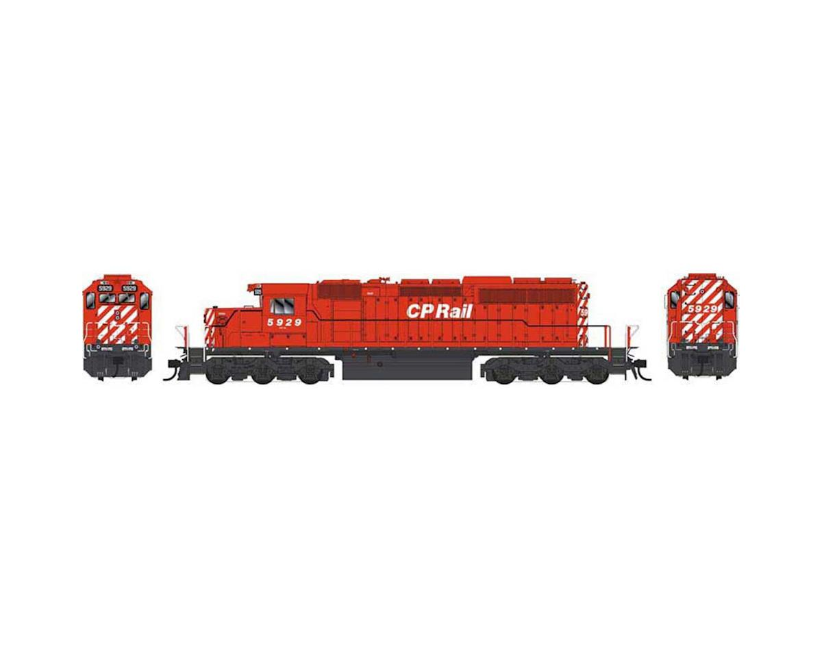 HO SD40 w DCC & Sound CPR No Multi Mark #5929 | relatedproducts