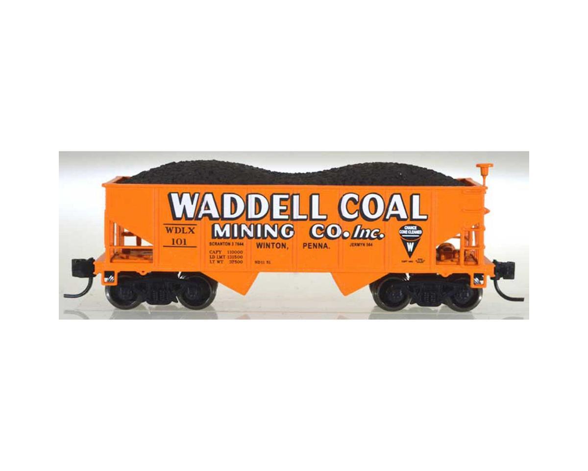 Bowser N Gla Hopper, Waddell Coal #105