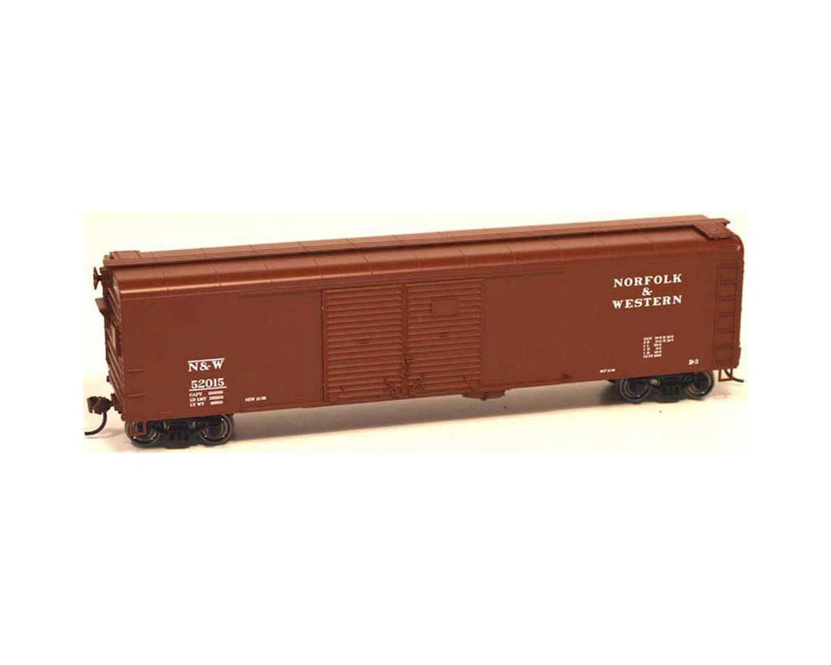 Bowser HO X32 Box, N&W #52046