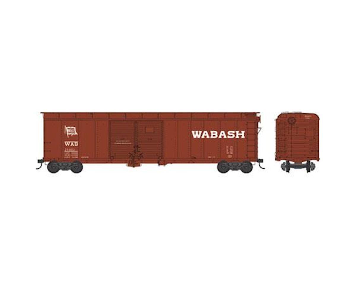 HO X32 Box, WAB #21002 by Bowser