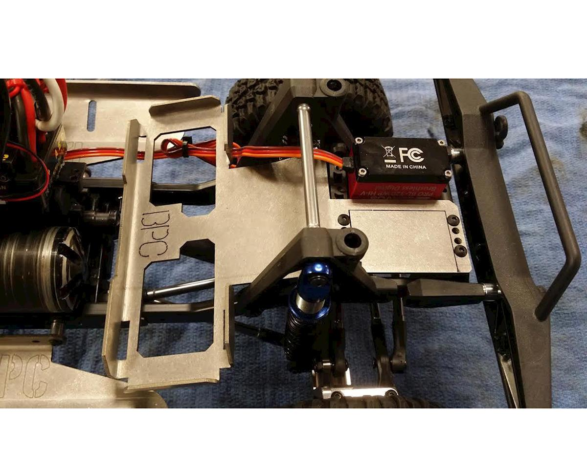 BP Custom Ascender Battery & Electronics Relocation Tray w/Winch Mount