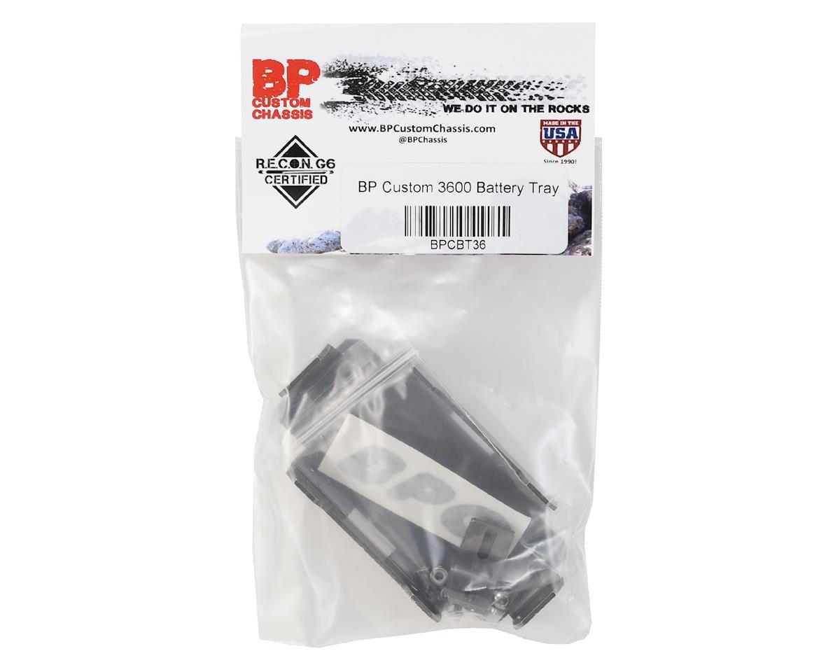 BP Custom ProTek 3600 Battery Tray