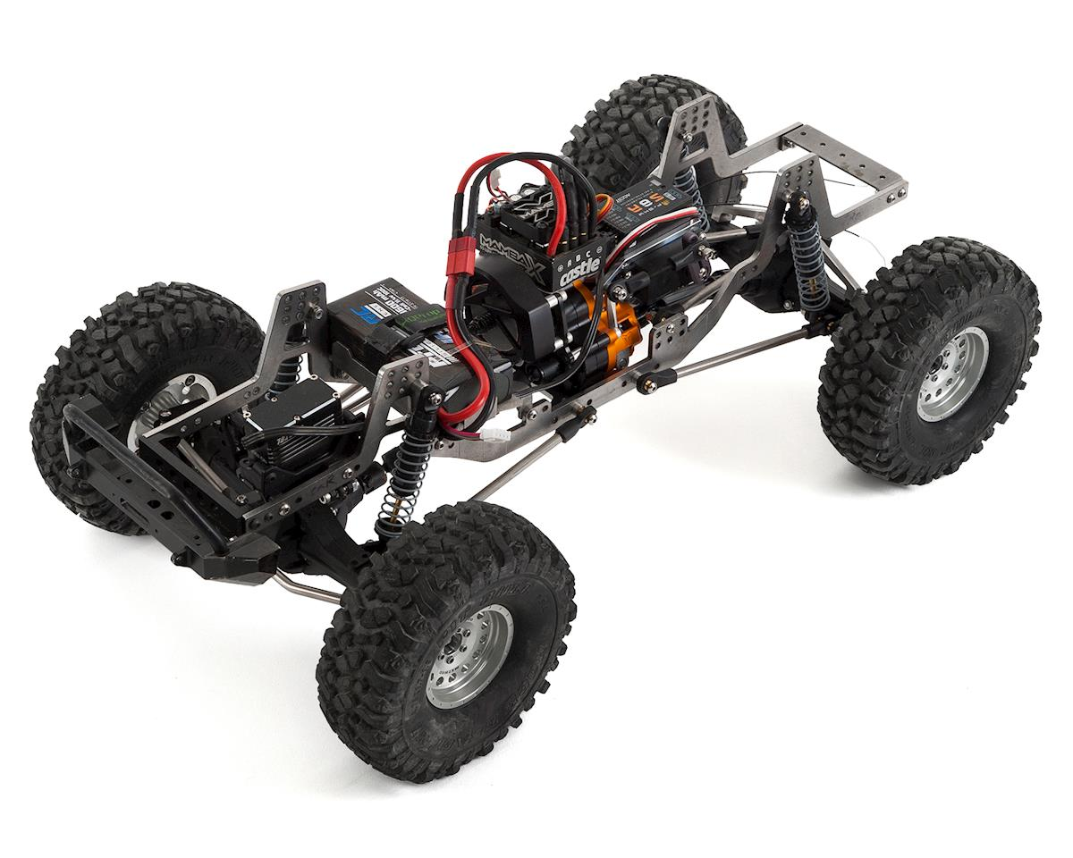BP Custom Gen6 Steel SCX10 Long Wheelbase Chassis Kit