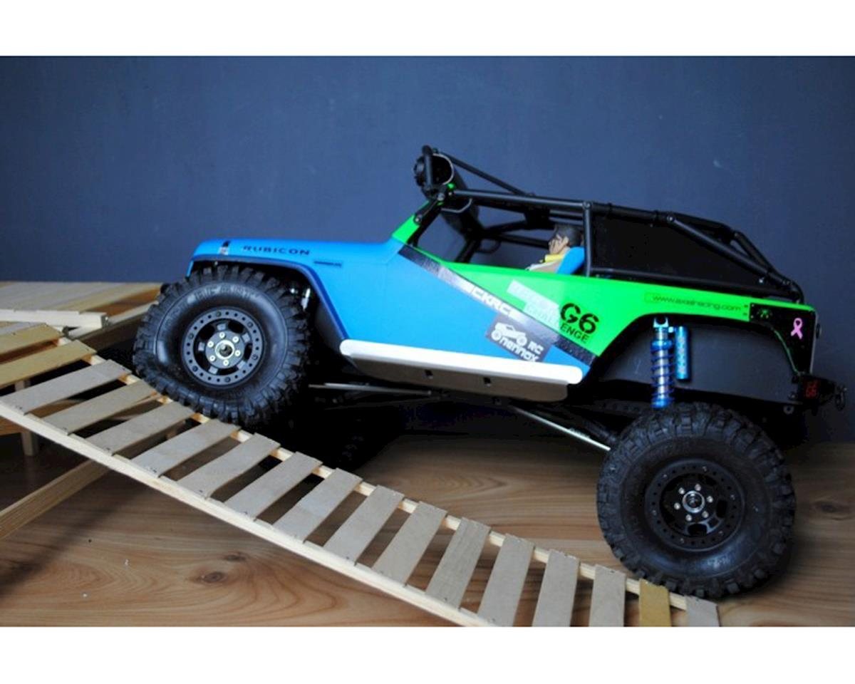 BP Custom SCX10 Rock Sliders (Narrow)