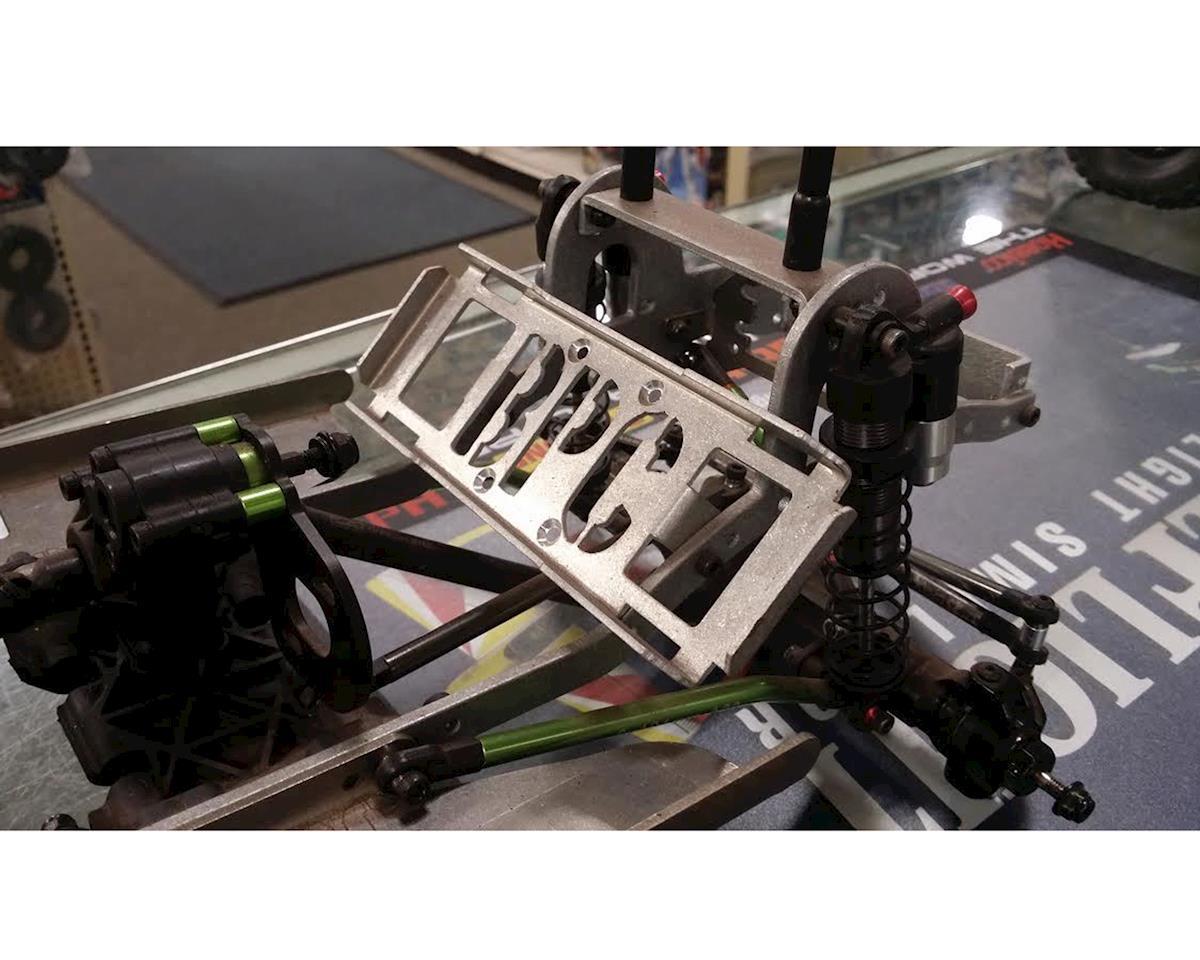 BP Custom SCX10 Battery Relocation Tray