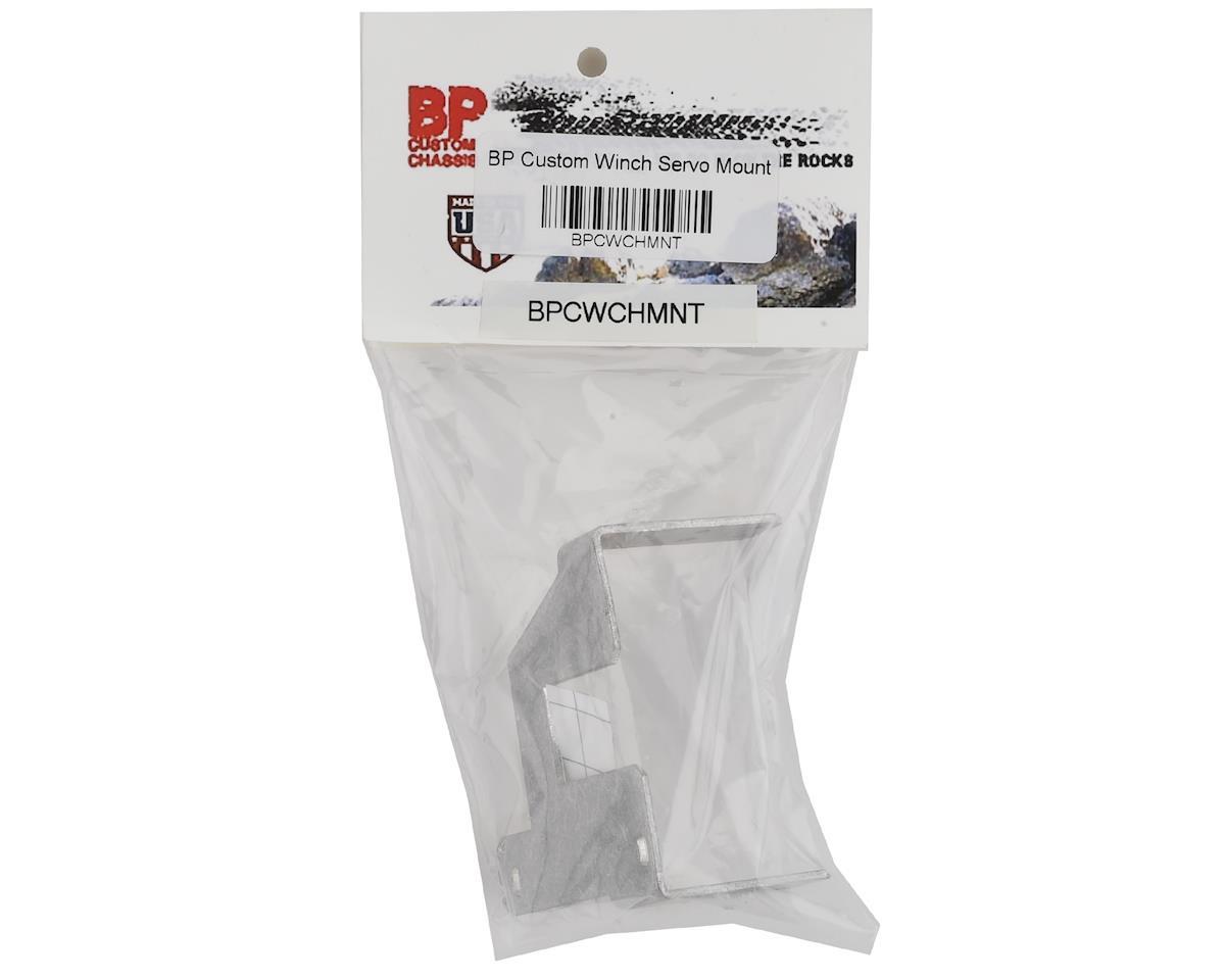 BP Custom Servo Winch Mount