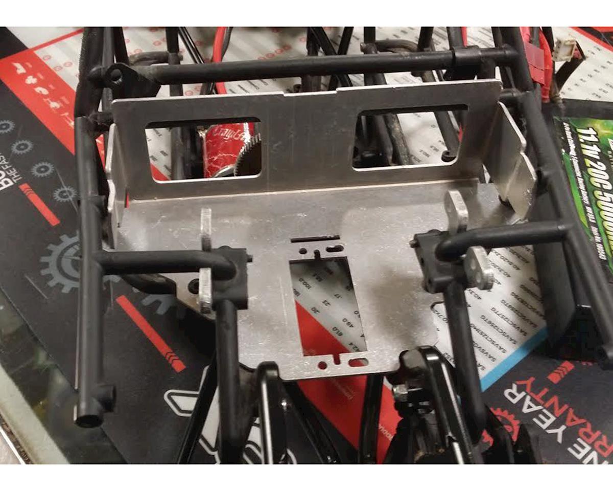 BP Custom Wraith Battery Relocation Tray