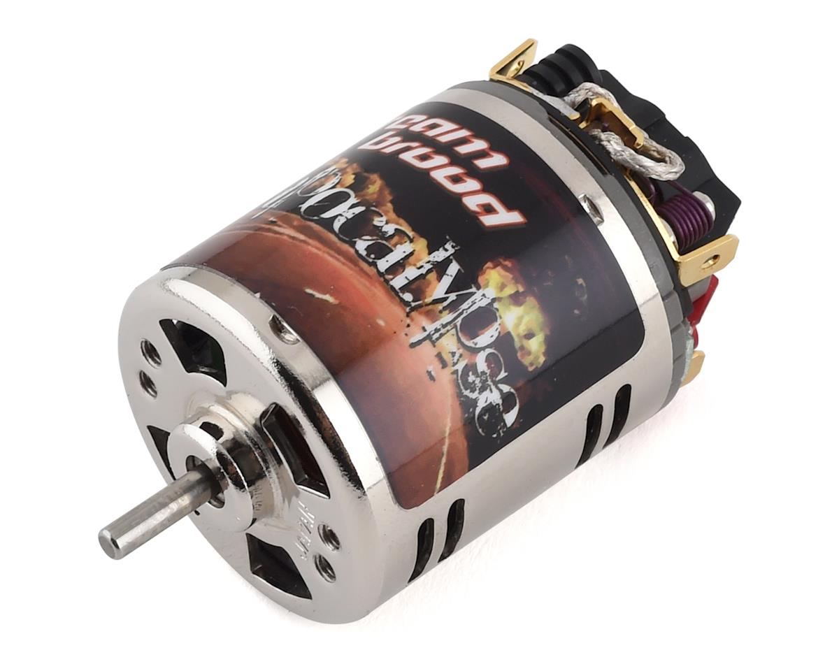 Team Brood Apocalypse Hand Wound 540 3 Segment Dual Magnet Brushed Motor (35T)