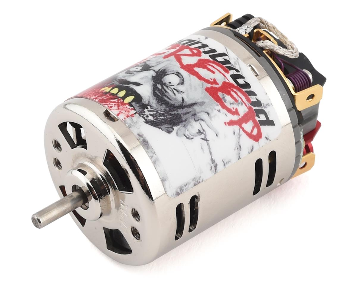 Team Brood Creep Hand Wound 540 3 Segment Quad Magnet Brushed Motor (55T)
