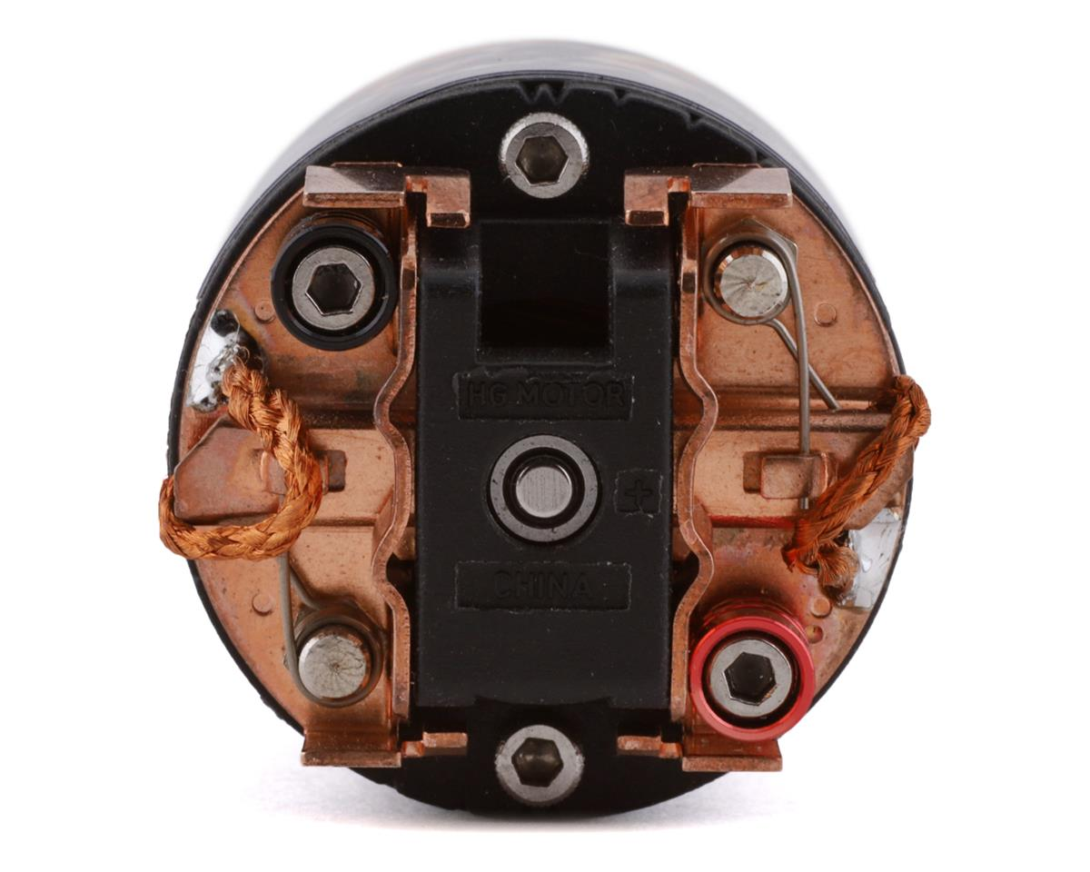 Team Brood Devastator Handwound 550 3 Segment Dual Magnet Brushed Motor (14T)