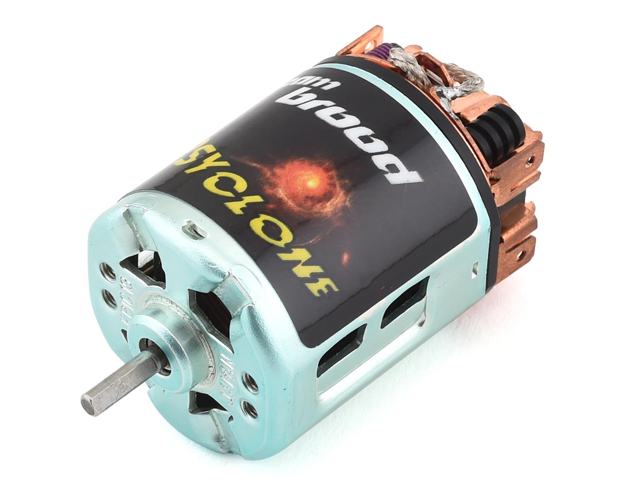 Team Brood Psyclone Hand Wound 540 3 Segment Dual Magnet Brushed Motor (27T)