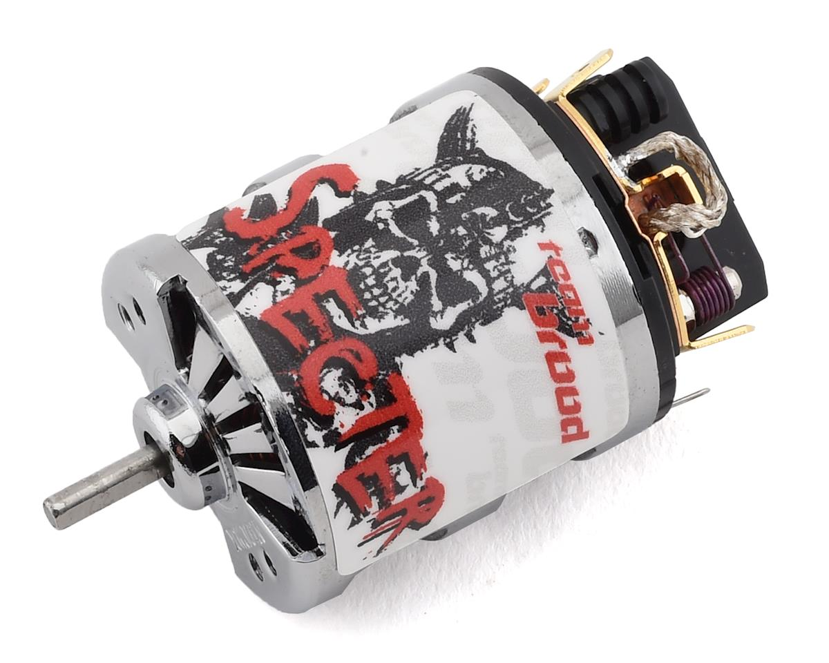 Team Brood Specter Hand Wound 540 3 Segment Dual Magnet Brushed Motor (40T)