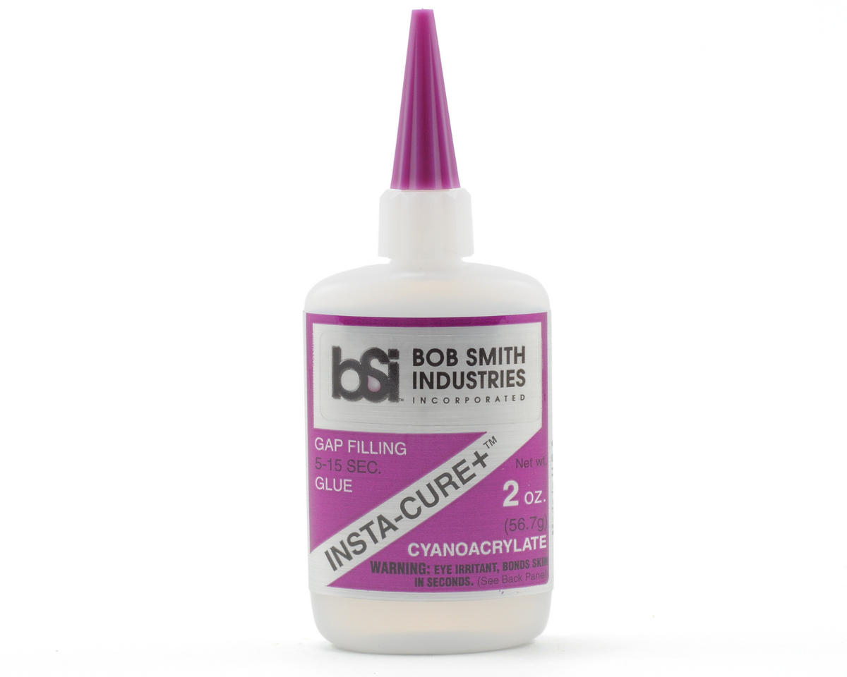 Bob Smith Industries INSTA-CURE+ Gap Filling CA (2oz)