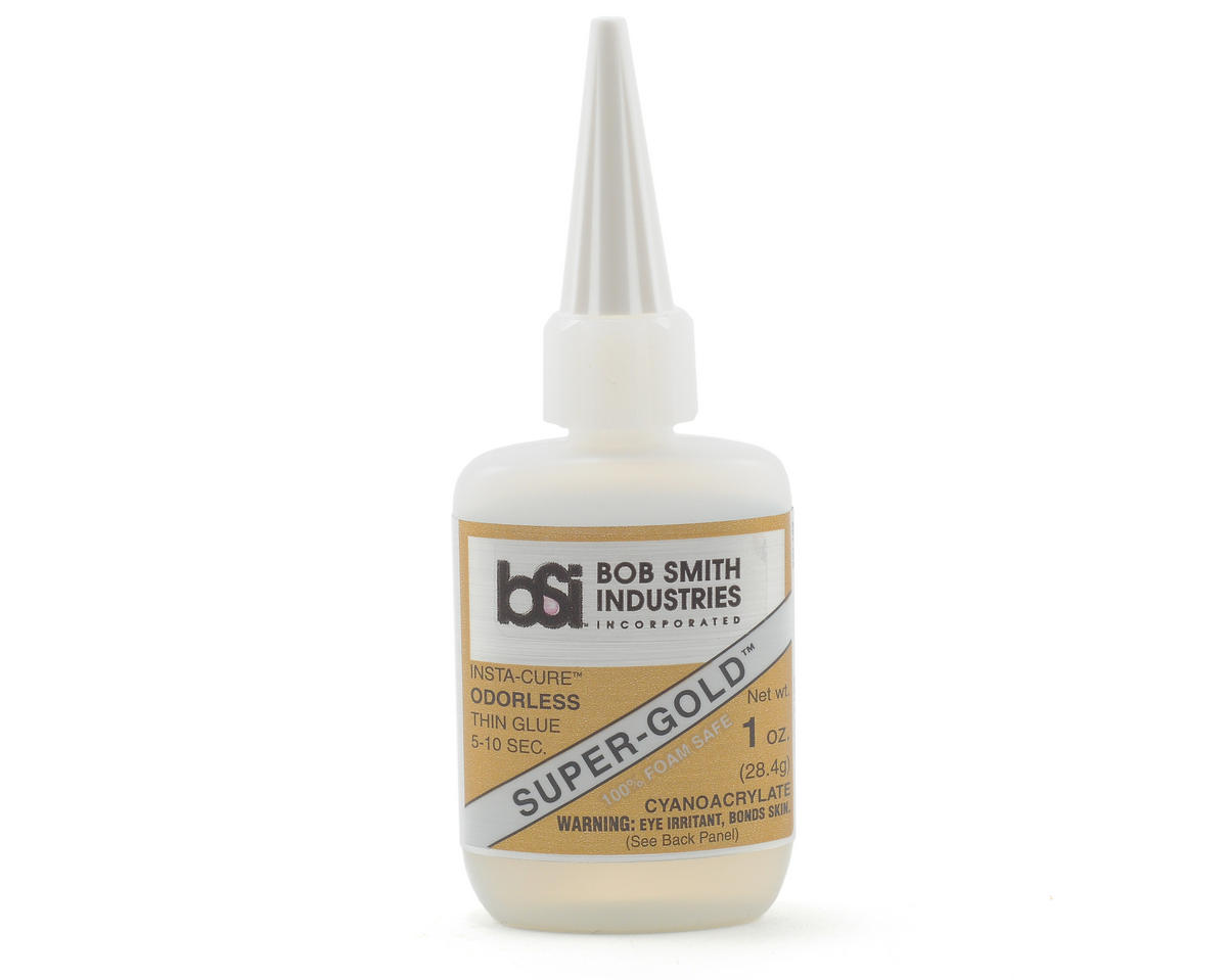 Bob Smith Industries SUPER-GOLD Thin Odorless Foam Safe (1oz) | relatedproducts