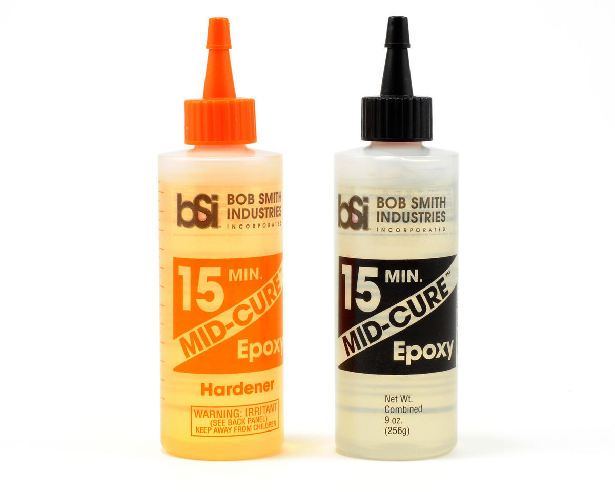 Bob Smith Industries MID-CURE 15 Minute Epoxy (9oz)