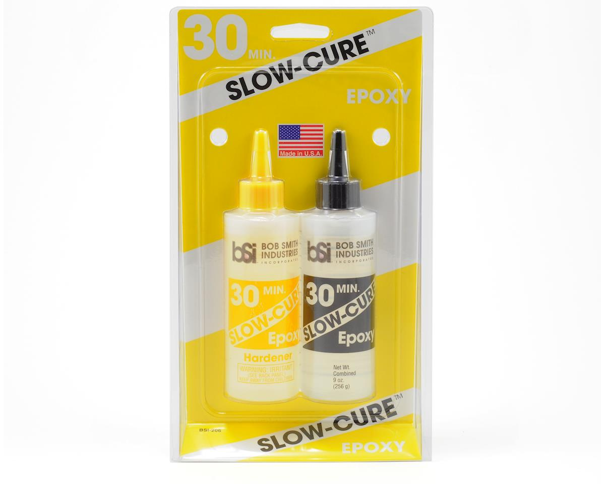 Image 2 for Bob Smith Industries SLOW-CURE 30 Minute Epoxy (9oz)