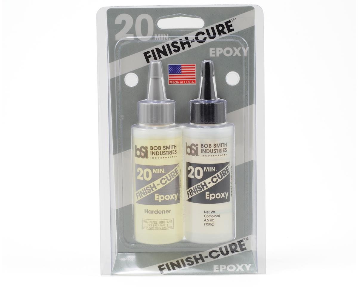 FINISH-CURE 20 Minute Epoxy (4 1/2oz) by Bob Smith Industries