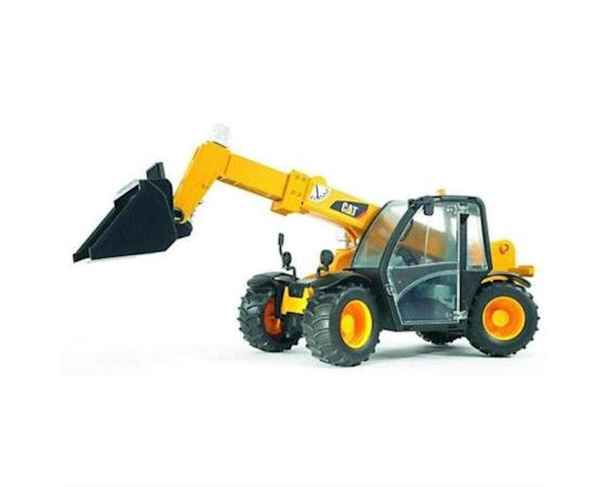 Bruder Toys 1/16 CAT Telehandler Telescopic Loader