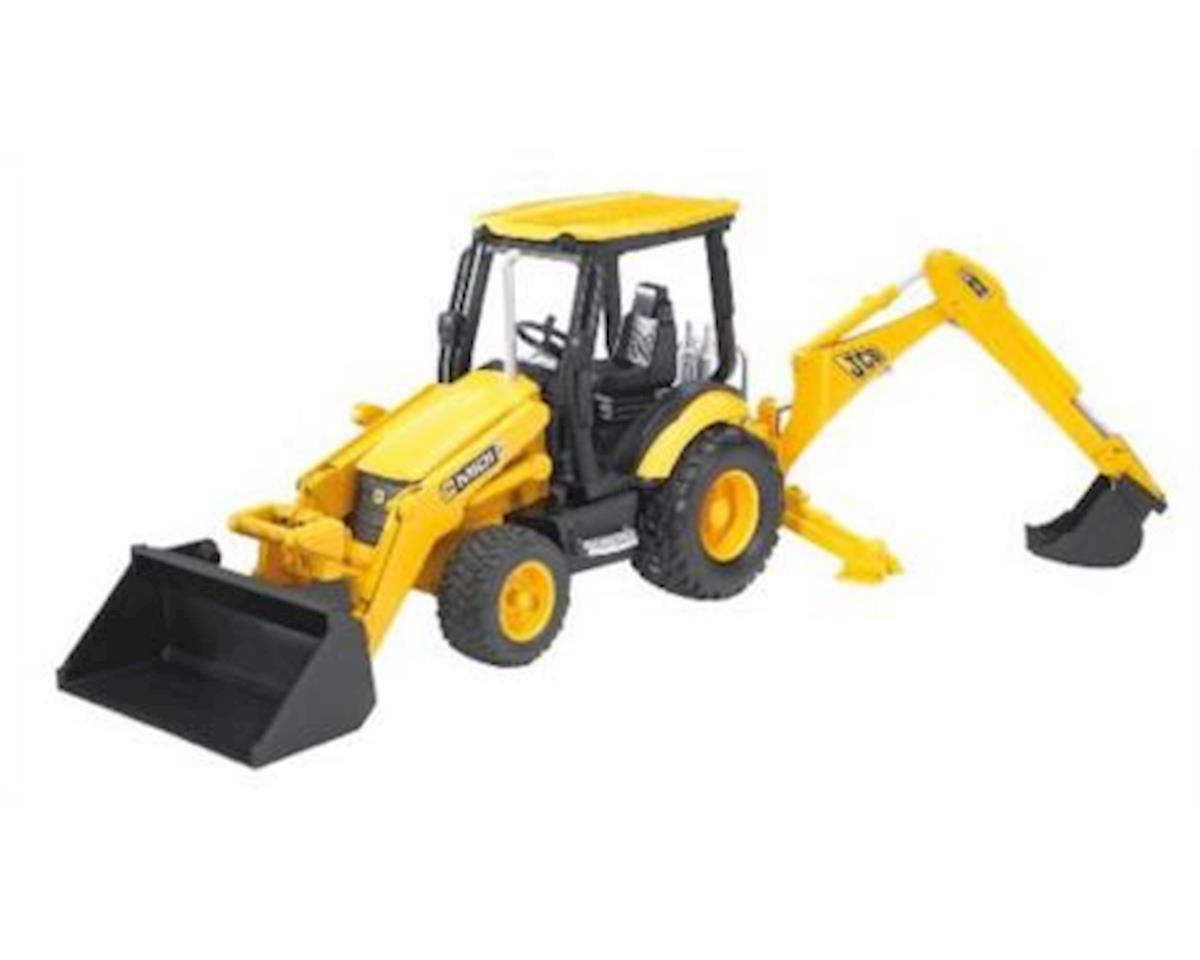 Bruder Toys 1/16 JCB Midi CX Backhoe Loader